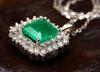 Изумруд в бриллиантах