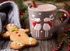 Новогоднее какао