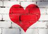 Сердце-граффити