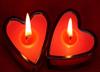 Свечи-валентинки