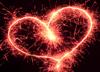 Сердце-фейерверк