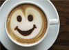 Кофе-смайлик