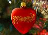 Новогоднее сердце