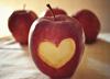 Яблочная Валентинка